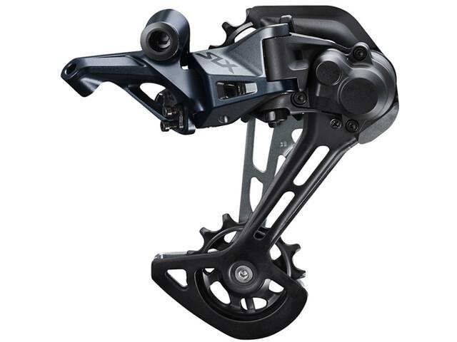 Shimano SLX RD-M7120 Desviador trasero 12-Vel Montaje Directo Largo, black/grey